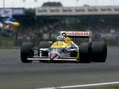 Nigel Mansell - 1987
