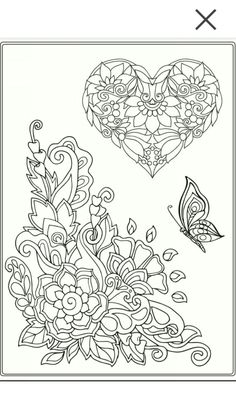 Coloring Book For Adult And Older Children Vector Illustration