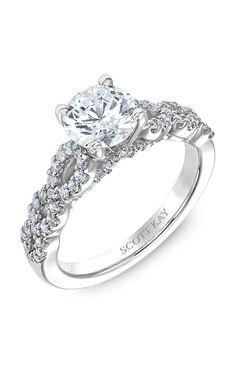 Shop Scott Kay M2613R510 Engagement rings | Bailey Banks & Biddle