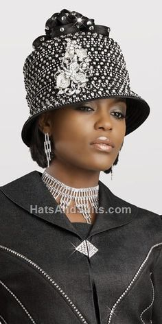 If you're looking for womens church hats or couture hats, this is the place to be! Our elegant ladies church hats have truly original details and design making each one unique. Church Suits And Hats, Church Attire, Church Hats, Church Outfits, Church Fashion, Pamela, Stylish Hats, Fancy Hats, Wearing A Hat