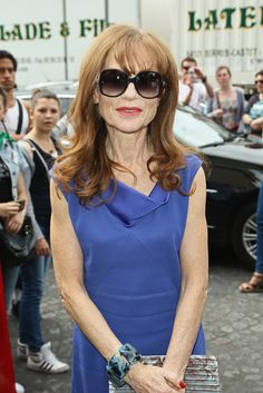 Isabelle Huppert Sunglasses - StyleBistro