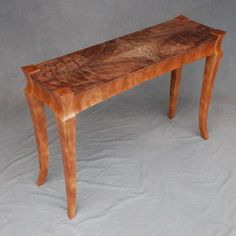 Console and Hall Tables | Northwest Woodworkers Gallery