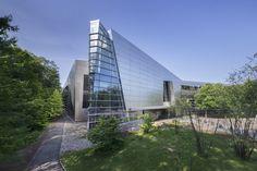 Photo of IBM Headquarters at Armonk, New York
