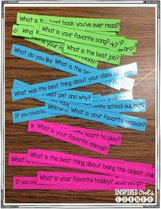 Free back to school activity to create a positive classroom environment on day 1. Perfect for your 1st, 2nd, 3rd, or 4th grade classroom. {First, second, third, or fourth grade freebie}