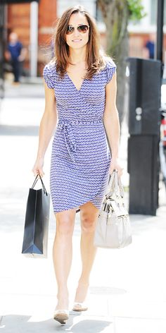 Pippa Middleton's Memorable Style Moments - June 23, 2011 from #InStyle
