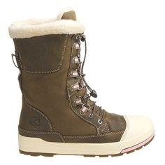 Keen Snow Rover Winter Boots - Waterproof, Insulated (For Women) in Seneca Rock/Raisin