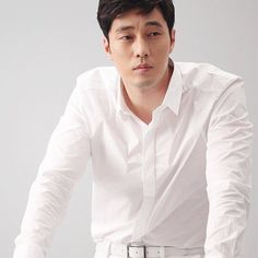Quiet,watchful, mindful eye. So ji Sub