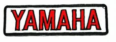 Yamaha Bike Motorcycle Team Iron on Patch Embroidered Racing DIY T-shirt Jacket *** To view further for this item, visit the image link.