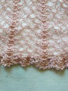 Crochet Dress Adelle Detail