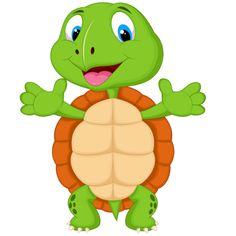 Tortoise Turtles - Cartoon Clip Art Images