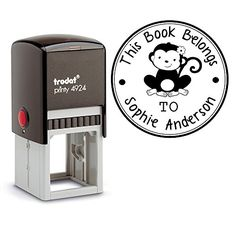 Black Ink, Self Inking Personalized Teacher Stamp This Bo... https://www.amazon.com/dp/B01DB4MDVK/ref=cm_sw_r_pi_dp_x_i6wbyb5THPXM2