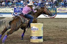 Rules for dating a barrel racer