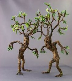 Fairystudiokallies: Tree´s and tree ents....