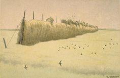 Theodor Kittelsen Fra Jomfruland-serien, 1893. Nasjonalmuseet,