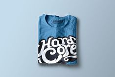 Here's a mockup that will test your t-shirt designs in a folded position. A Folded T-Shirt Mockup that has smart object layer for easy design replacement.