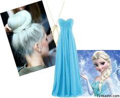 Saçlarınızı Griye Boyamak İsteyeceğiniz 10 Şık Kombinde prenses havası elde etmek!