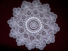 Hungarian lace from Hövej Hungarian Embroidery, Lace Embroidery, Cross Stitch Embroidery, Embroidery Patterns, Needle Lace, Bobbin Lace, Drawn Thread, Lace Decor, Lacemaking