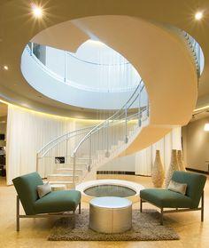 spa design lobby - Google Search risers
