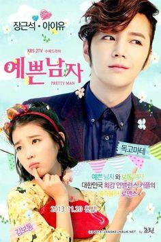 Pretty Man - Jang Keun Suk, Lee Jang Woo **Going to watch this one next! Korean Drama Stars, Korean Drama List, Korean Drama Movies, Pretty Men, Pretty Boys, Beautiful Men, Live Action, Kdrama, Japanese Show
