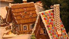 © ORF Gingerbread, Navidad, Art Pieces