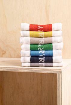 Kitchen Colour Splash - Country Road Tea Towels