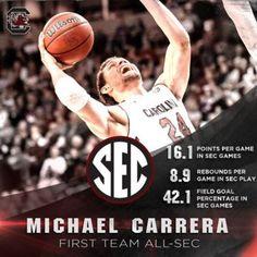 Michael Carrera 2015-2016   Pantalla Deportiva – Michael Carrera incluido en el equipo ideal de ...