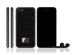 For $500,000, diamonds are an iPhone 7's best friend Looking for a way to spend half a million dollars? Luxe phone maker Gresso will be offering three gold and black diamond-encrusted versions of the iPhone 7.