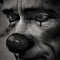 Clown, por Camilo Alvarez