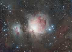 /r/Astrophotography crowd imaging project - Contains: M 43, NGC 1982, NGC 1977, NGC 1980, M 42, Great Nebula in Orion, NGC 1976, NGC 1975, NGC 1981, NGC 1973, The star 45Ori, The star ιOri, The star θ2Ori, The star θ1Ori, The star 42Ori