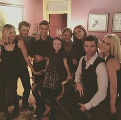 The originals cast bts season 4