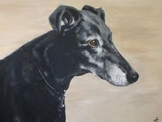 Rosie Holtby Original Artwork  www.rosieholtby.com Original Artwork, Fine Art, The Originals, Dogs, Animals, Animales, Animaux, Doggies, Visual Arts