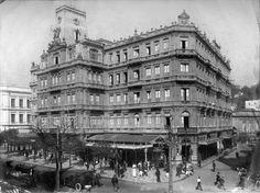 Hotel Avenida - Avenida Rio Branco (antiga Avenida Central), Centro, Rio de Janeiro - RJ, Brasil