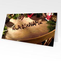 Format: 21 cm x 10,5 cm (geschlossen) 21 cm x 21 cm (offen) Material: 300g/m² Seidenmatt Weihnachtsgrüße einmal anders Wer einmal Weihnachtsgrüße auf andere Art verschicken möchte, ist bei INC4FUN ...
