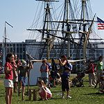 Salem Maritime Historic Site - Salem, MA  The historic buildings, wharves, and reconstructed tall ship at this nine-acre National Park tell the stories of the sailors, Revolutionary ...