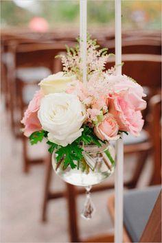 Detalle decorativo |  Ideas para decorar la boda con rosas