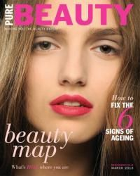 Pure Beauty, a magazine for beauty retail staff, has this week relaunched with a new design.