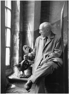Picasso by Denise Colomb, 1952