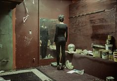 Lise Sarfati face the self mirror Magnum Opus, Contemporary Photography, Contemporary Art, Jennifer Austin, Lise Sarfati, Fashion Magazin, William Eggleston, French Photographers, Urban Life
