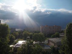 Gdy po burzy wychodzi słońce... mam dobry dzień