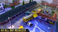 Reckless Getaway 2 v1.9.6 (Mod Money/Unlock)   Reckless Getaway 2 v1.9.6 (Mod Money/Unlock)Requirements:4.3 and upOverview:Whod a thought robbing the bank would be the easy part?  Now comes the real challenge - to escape with your hard-earned loot and the fuzz hot at your heels! Enjoy the free roaming worlds and weave in and out of oncoming traffic; dodge outrun pursuing police cars and just generally crash smash and thrash.  FEATURES: - 3 free roaming environments - Lots of epic and…