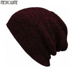97ea76a17d1 Brand Bonnet Beanies Knitted Winter Hat Caps Skullies Winter Hats