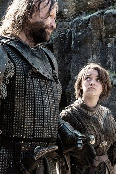 The wolf and the Hound :)