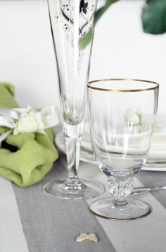 Anette Willemine: Table setting for spring and summer.
