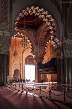 Light and arabic art by Ayoub Gouach on 500px. Morocco