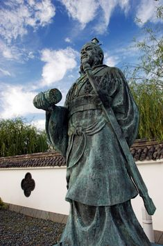 """Sun Tzu or Sunzi was a Chinese military general, strategist, and philosopher during the Zhou dynasty's Spring and Autumn Period. The name he is best known by is an honorific meaning """"Master Sun"""": Sun Tzu was born as Sun Wu and known outside his family by the style name Changqing. He is traditionally credited as the author of The Art of War, an extremely influential ancient Chinese book on military strategy. Sun Tzu has had a significant impact on Chinese and Asian history..."""