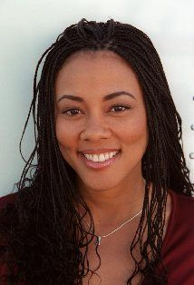 Lela Rochon. Gorgeous smile.