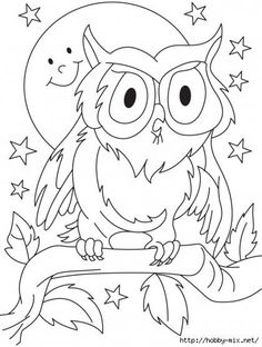 Bird Coloring Pages For Preschoolers: These bird coloring sheets are ideal for toddlers, preschoolers and school goers. Check out 20 cute bird coloring pages printable for your kids here. Owl Coloring Pages, Colouring Pics, Coloring Pages For Kids, Coloring Books, Kids Coloring, Mandala Coloring, Summer Coloring Sheets, Cute Birds, Summer Colors