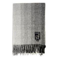Horizon Pledd, 130x200 cm - Elvang @ RoyalDesign.no Alpaca Wool, Sheep Wool, Scandinavian Design, Cushions, Pillows, Plaid, Blankets, Living Room, Nice Asses