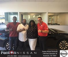 Fenton Nissan of Rockwall Customer Review  David is one of the most  professional consultants I've EVER had the pleasure to deal with!! He truly knows his business!!!  Love him he's in my family for sure!!!!  Thanks David!!!  Homer , https://deliverymaxx.com/DealerReviews.aspx?DealerCode=V432&ReviewId=51807  #Review #DeliveryMAXX #FentonNissanofRockwall