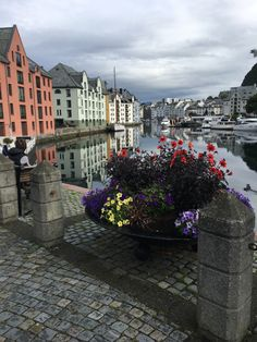 Alesunde, Norway